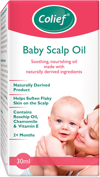 Colief Scalp Oil